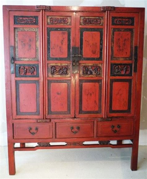 Armoire Chinoise Pas Cher by Meuble Chinois Ancien Armoire Chinoise Ancienne Laque