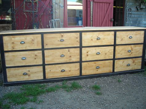 caisse d meuble de mercerie 12 tiroirs photo de vendu brocante un air d 39 antan