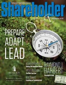 The Shareholder magazine Fall 2013-- Harbert College by ...