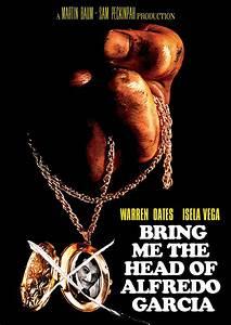 Bring Me the Head of Alfredo Garcia - Kino Lorber Theatrical