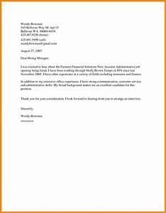 cover letter sample for a job job proposal example With cover letters for job applications by email