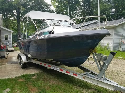 Chion Walleye Boats For Sale by Walleye 1975 21 Grady White Walleye Fishing Boat