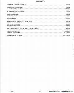 Bobcat T630 Service Manual Pdf S  N A7pu11001 N A7pv11001
