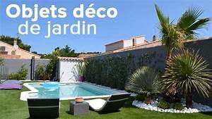 Objet Deco Exterieur : objet d co jardin ~ Carolinahurricanesstore.com Idées de Décoration