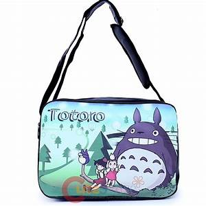 My Neighbor Totoro Messenger Bag Fuax Leather Shoulder ...