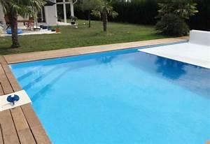 Prix Pose Liner Piscine 8x4 : liner piscine la vie couleur desjoyaux ~ Dode.kayakingforconservation.com Idées de Décoration