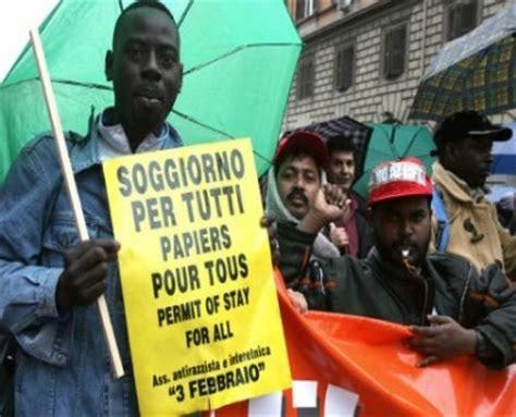 sportello immigrati permesso di soggiorno immigrati esame di italiano per ottenere il permesso di