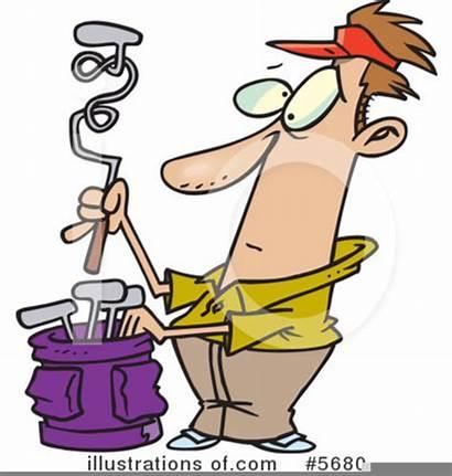 Clipart Golf Clip Funny Golfers Leishman Ron