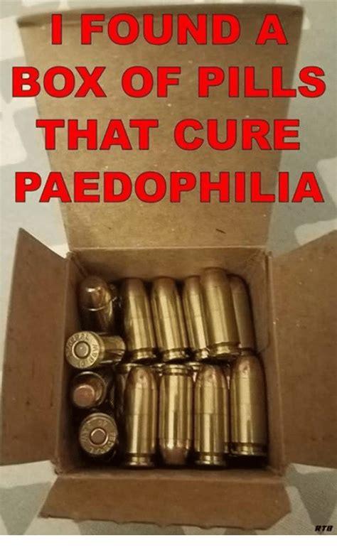 box  pills  cure paedophilia rte box