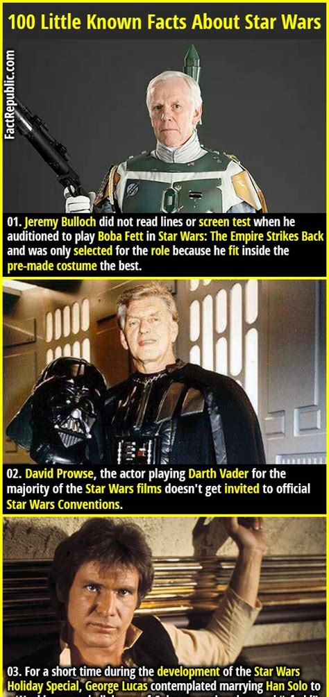 facts  star wars star wars facts