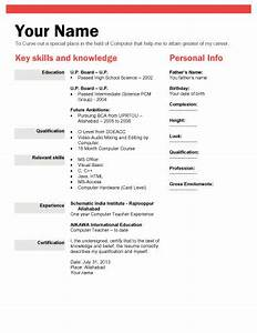 Proper Layout For A Resume How To Make Resume For Freshers 10 Effective Tips For