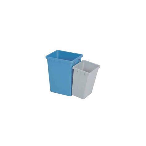 poubelle bureau poubelle de bureau collecte sélective 2 bacs rubex pharma