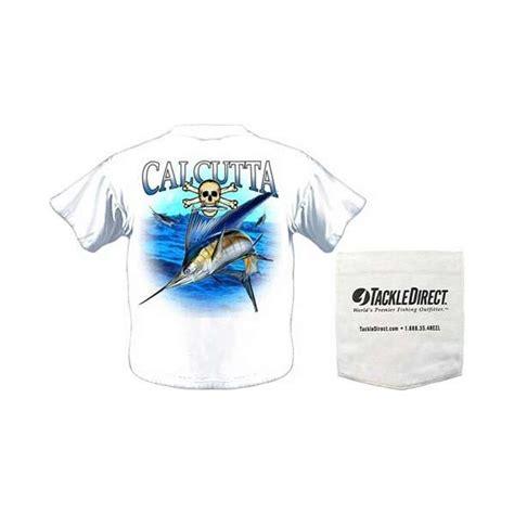 Sailfish Boats Shirts by Calcutta Sailfish T Shirt Calcutta Clothing Tackledirect
