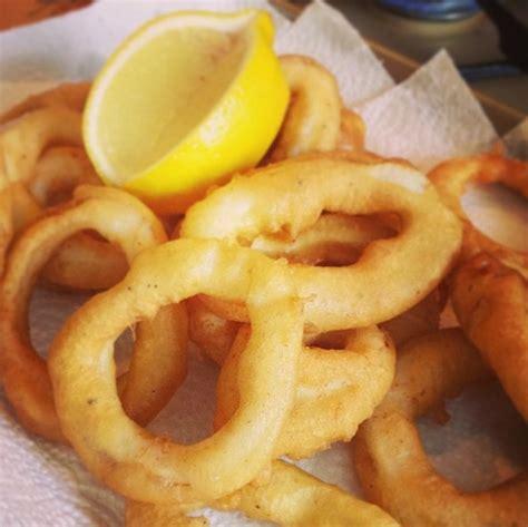 calamar cuisine recette testée des beignets de calamar à la romaine