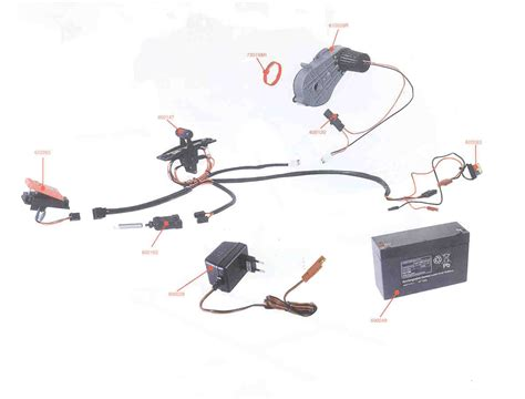 Electric Scooter Wiring Diagram Scooters