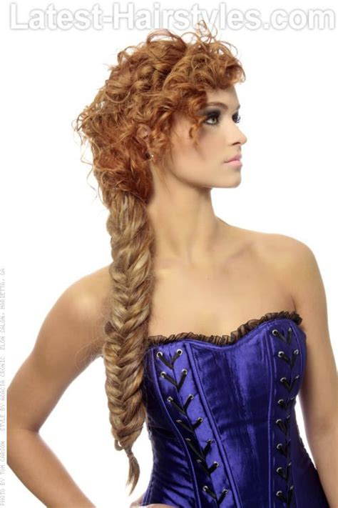 29 curly updos for curly hair see these cute ideas for