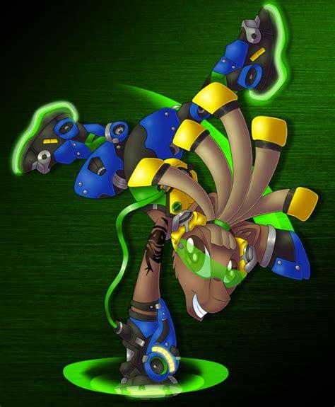 Lucio Animated Wallpaper - mlp overwatch lucio by mychelle on deviantart
