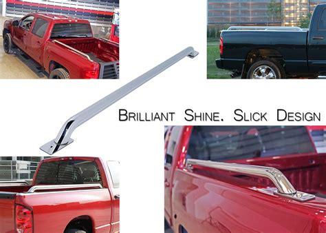 truck bed rails tubular side rail