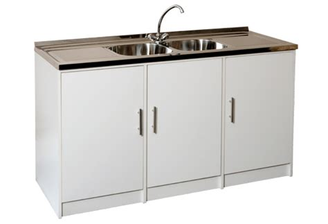 kitchen sink units for geza products kitchen units bathroom units showers 8556