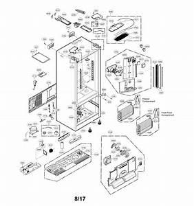 Kenmore Refrigerator Parts Diagram