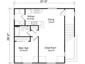 one bedroom house floor plans 1 bedroom house plans page 2