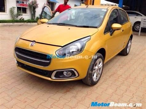 New Fiat Punto Evo Arriving At Dealers