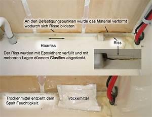 Wasseruhr Einbauen Anleitung : willkommen im womo forum thema anzeigen duschtasse ~ A.2002-acura-tl-radio.info Haus und Dekorationen