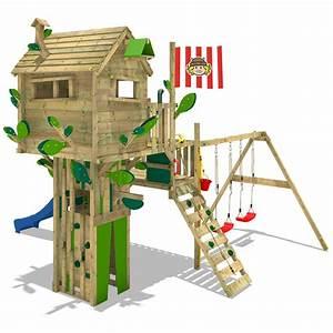 Klettergerüst Garten Günstig : spielturm wickey smart treetop garten kinder real ~ Whattoseeinmadrid.com Haus und Dekorationen