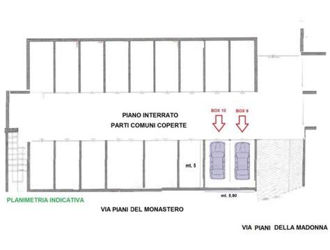 Larghezza Box Auto by Larghezza Porta Garage