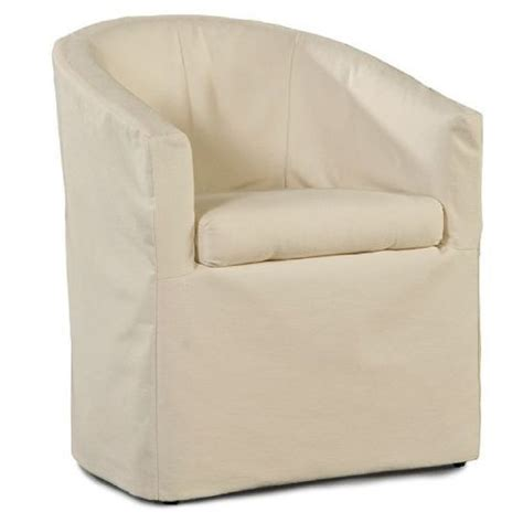 tub chair slipcover venture replacement cushions slipcovers