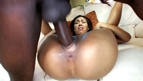 Cherry Hilson Gets Her Pussy Ripped By A Giant Black Shlong Pornstar Movies
