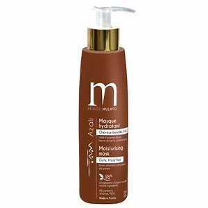 Masque Hydratant Cheveux : masque hydratant cheveux boucl s azali mulato 200 ml pas cher ~ Melissatoandfro.com Idées de Décoration