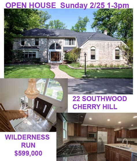 Open House Sunday 2 25 1 3pm At 22 Southwood Cherry