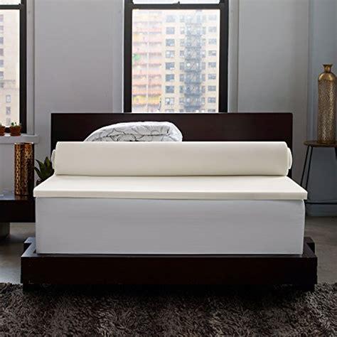 sleep innovations mattress topper sleep innovations instant pillow top memory foam and