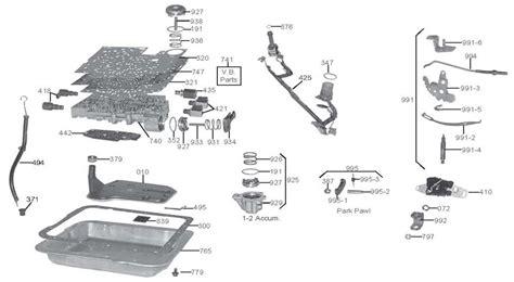 4l60 e 4l65 e transmission diagram truck forum car repairs chevy trucks automatic