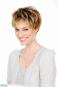 Coupe Mi Courte Femme : coiffure coupe courte femme tendance coiffure arnoult ~ Nature-et-papiers.com Idées de Décoration
