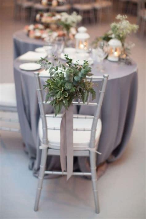 enchanting winter wedding ideas  grey shades