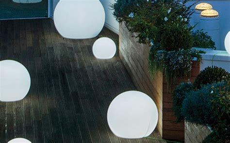 illuminazioni da esterno lada da esterno quot bubbles quot outlet mobile