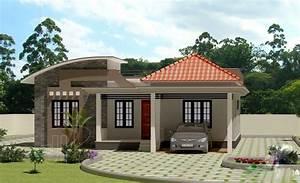 Low Cost 3 Bedroom Modern Kerala Home Free Plan, Budget 3 ...