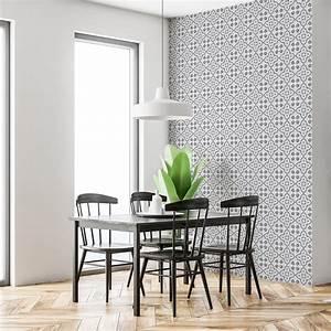 Stickers Carreaux De Ciment Cuisine : 60 stickers carreaux de ciment azulejos laora cuisine ~ Melissatoandfro.com Idées de Décoration