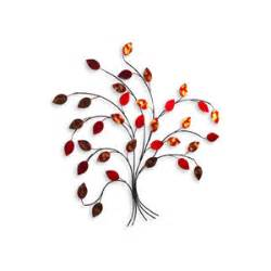 red tree metal wall art bed bath beyond polyvore