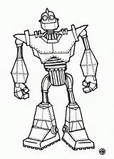 Coloring Giant Iron Pages Power Robot Rangers Sketch Sheet Drawing Ferngully Pretty Printable Sketchite Getcolorings Remarkable Popular Rrb Sketches Template sketch template