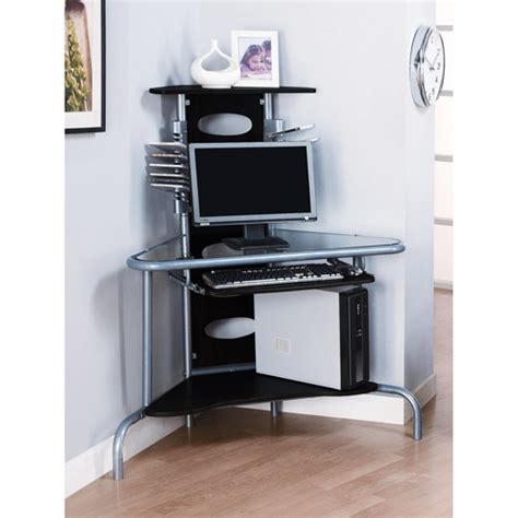 Small Corner Computer Desk Walmart by Cool Corner Desk 43 Cool Creative Desk Designs Digsdigs