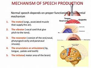 Speech Consideration In Complete Denture