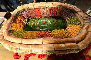 """Catering ESPN's """"Party Spread"""" required an experienced"""