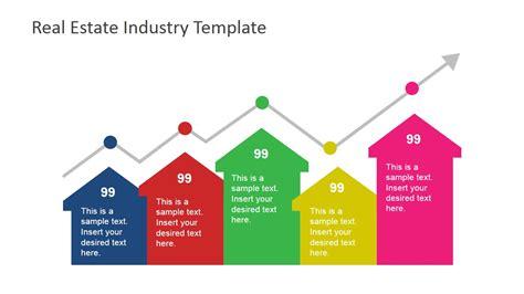combined  chart  house theme bar chart slidemodel
