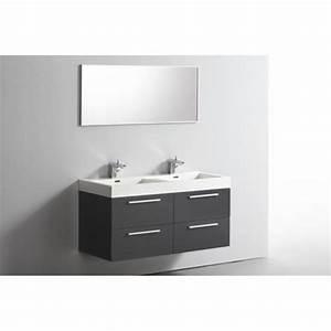 spot led pour salle de bain uccdesigncom With porte de douche coulissante avec spot led meuble salle de bain