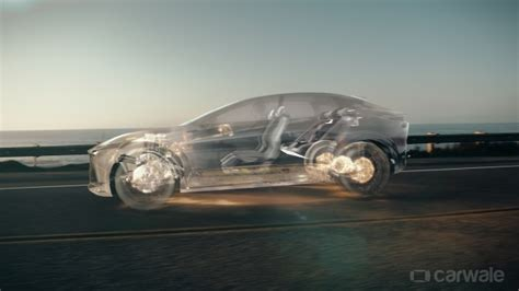Lexus LF-Z Electrified Concept revealed - CarWale