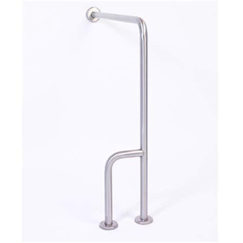 floor mounted ada wall to floor bar barrier free