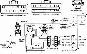 86 Chevy S10 2 5 Distributor Wiring Diagram